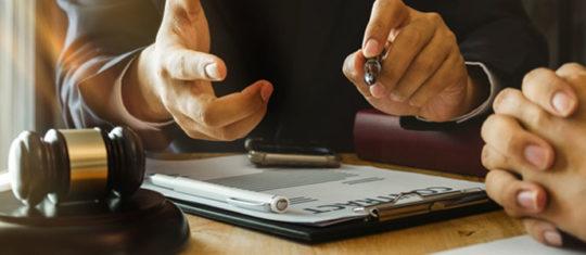 Formalités juridiques relatives à la création d'entreprises