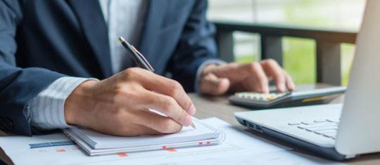 Tarifs de prestations d'expert-comptable